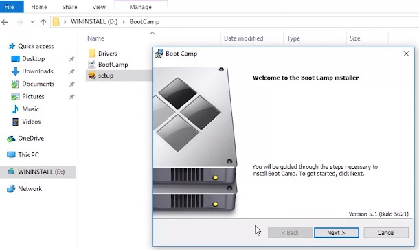 Best Methods to Install Windows on Mac \Boot camp drivers.jpg